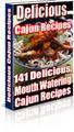 Thumbnail CAJUN RECIPES - 141 DELICIOUS, COOKBOOK HOT & SPICY