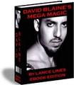 Thumbnail DAVID BLANE MEGA MAGIC 120 CARD TRICKS AND STREET MAGIC