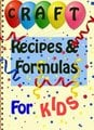 Thumbnail KIDS CRAFT RECIPES 949 & 232 PAGES HOURS OF FUN, SCHOOL