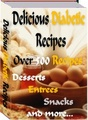 Thumbnail DIABETIC RECIPES OVER 500 WITH FREE COOKBOOK DELICIOUS TASTING LOW GI