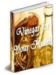 Thumbnail VINEGAR RECIPES REMEDIES AND MIRACLE CURES AND CLEANING WITH VINEGAR FREE