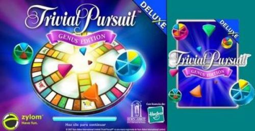 Product picture TRIVIAL PURSUIT DELUXE-GENUS EDITON-PC GAME-INSTANT DOWNLOAD