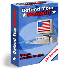 Product picture DEFEND YOUR DOMAIN - PROTECT YOUR LINKS & DOMAIN - HACKERS