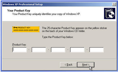Product picture XP WINDOWS M/S PRODUCT KEY CODE - VIEWER - CHANGER - WGA