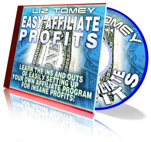 Product picture EASY AFFILIATE PROFIT VIDEO EBOOK SUCCESS & PROFIT
